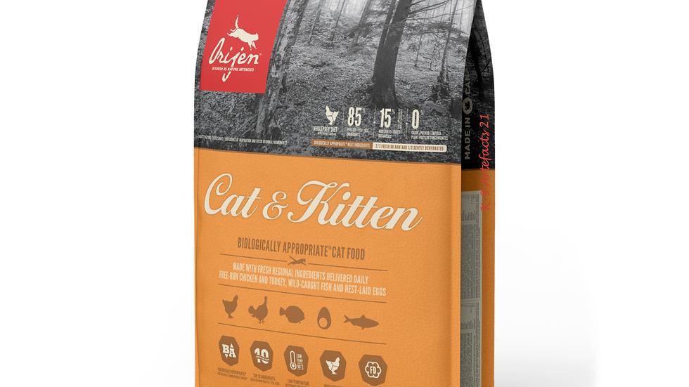 Orijen Cat & Kitten 1.8 KG