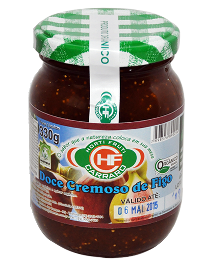 Doce Cremoso Figo 330g