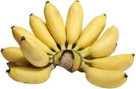 Banana Maça - Kg