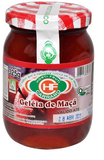 Geléia Maça 325g