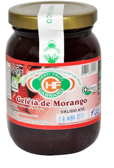 Geléia Morango 320g