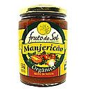 Molho de Tomate Manjericão Org 330g FRUTO DO SOL