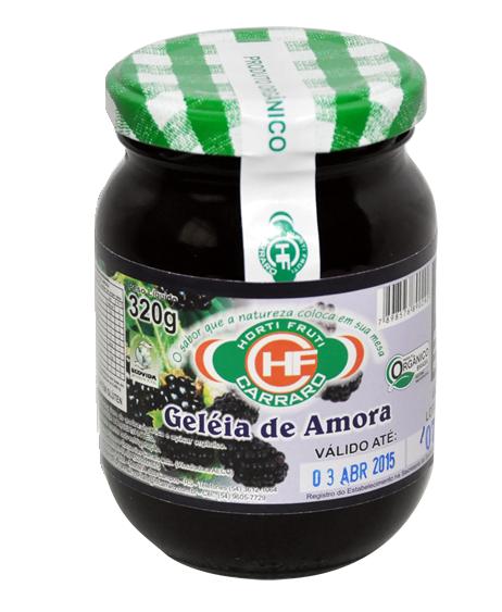 Geléia Amora 320g