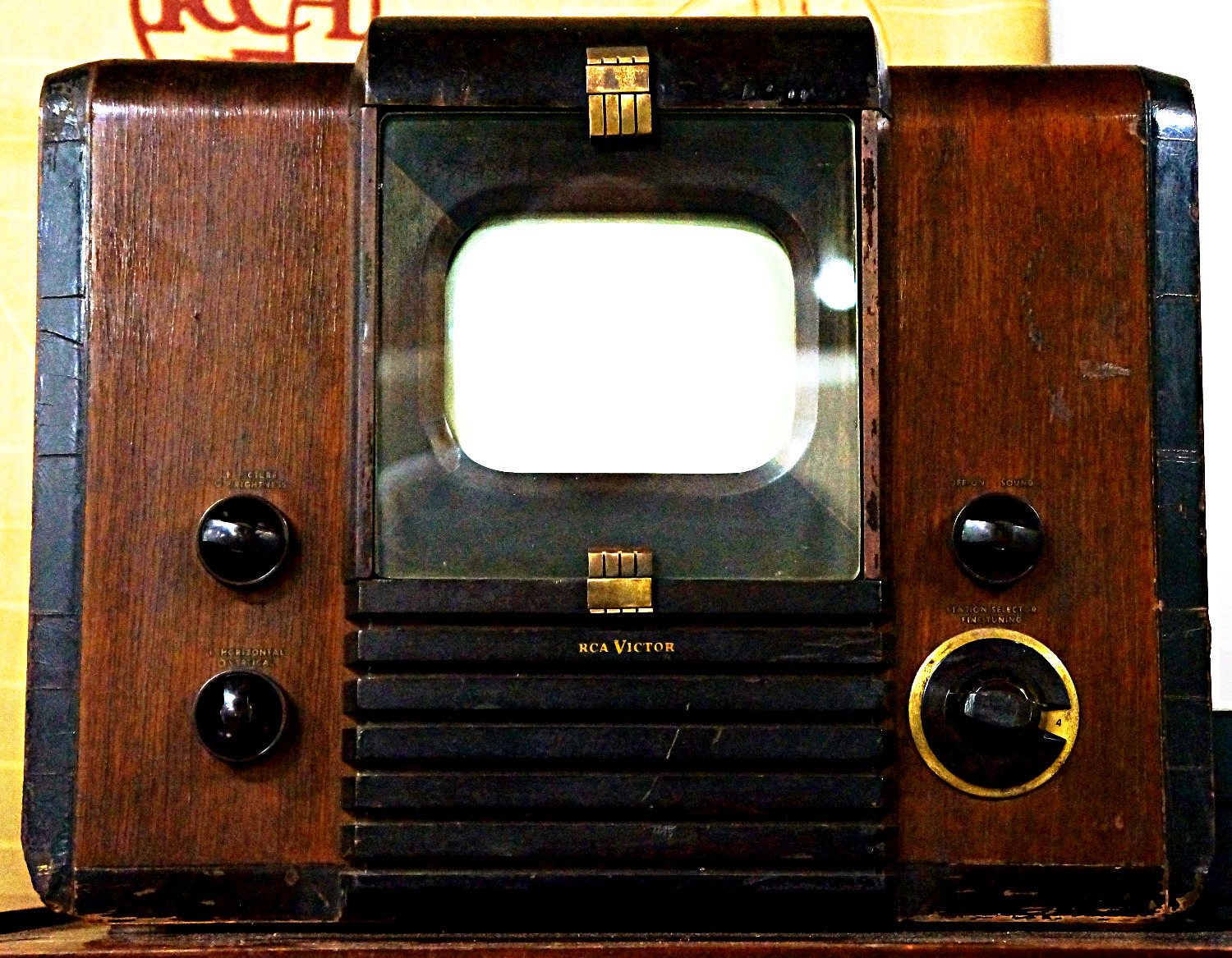 "RCA Victor 7"" Television"
