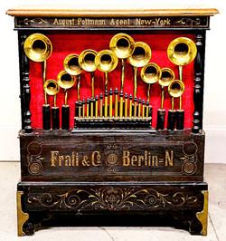 Frati Trumpeton Hurdy-Gurdy