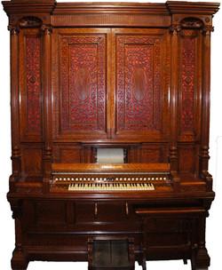 The Mark Twain Organ