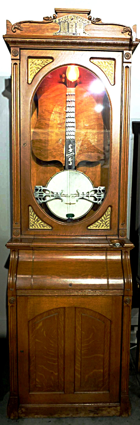 Encore Banjo Machine