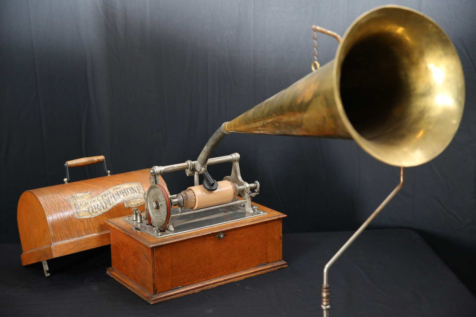 Bell-Tainter Gramophone