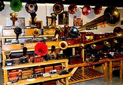 Cylinder Phonographs