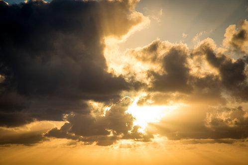 Kalalau Sunset