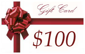 Gift Certificate Worth $100