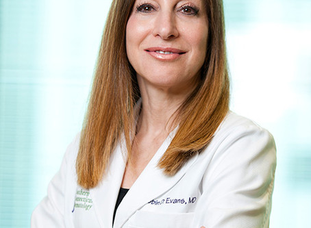 SoCo Conversations: Interview with Robin Evans, MD