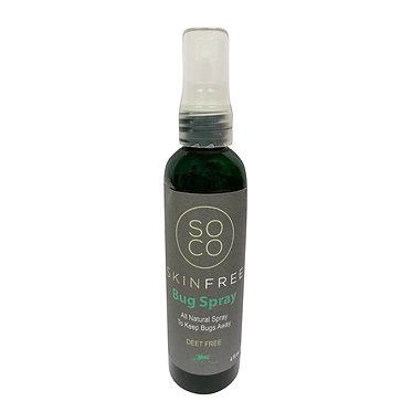 SoCo Skin Free Bug Spray