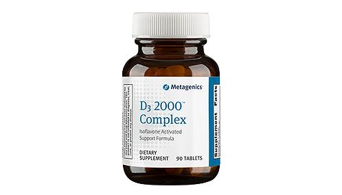 Metagenics D3 2000 IU