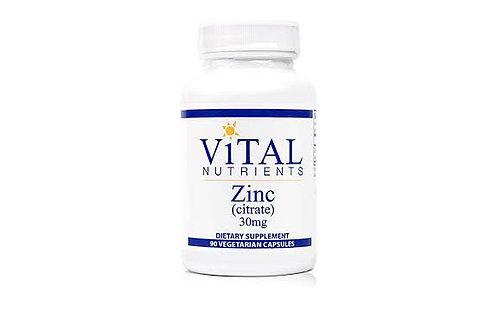 Vital Nutrients Zinc