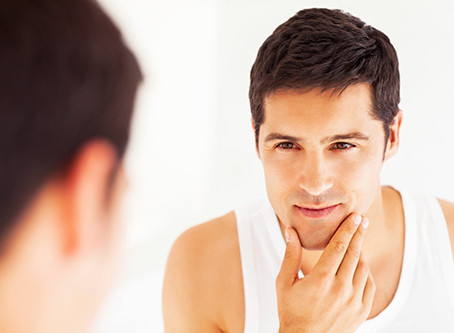Men's Skin: Keeping it Healthy and Handsome