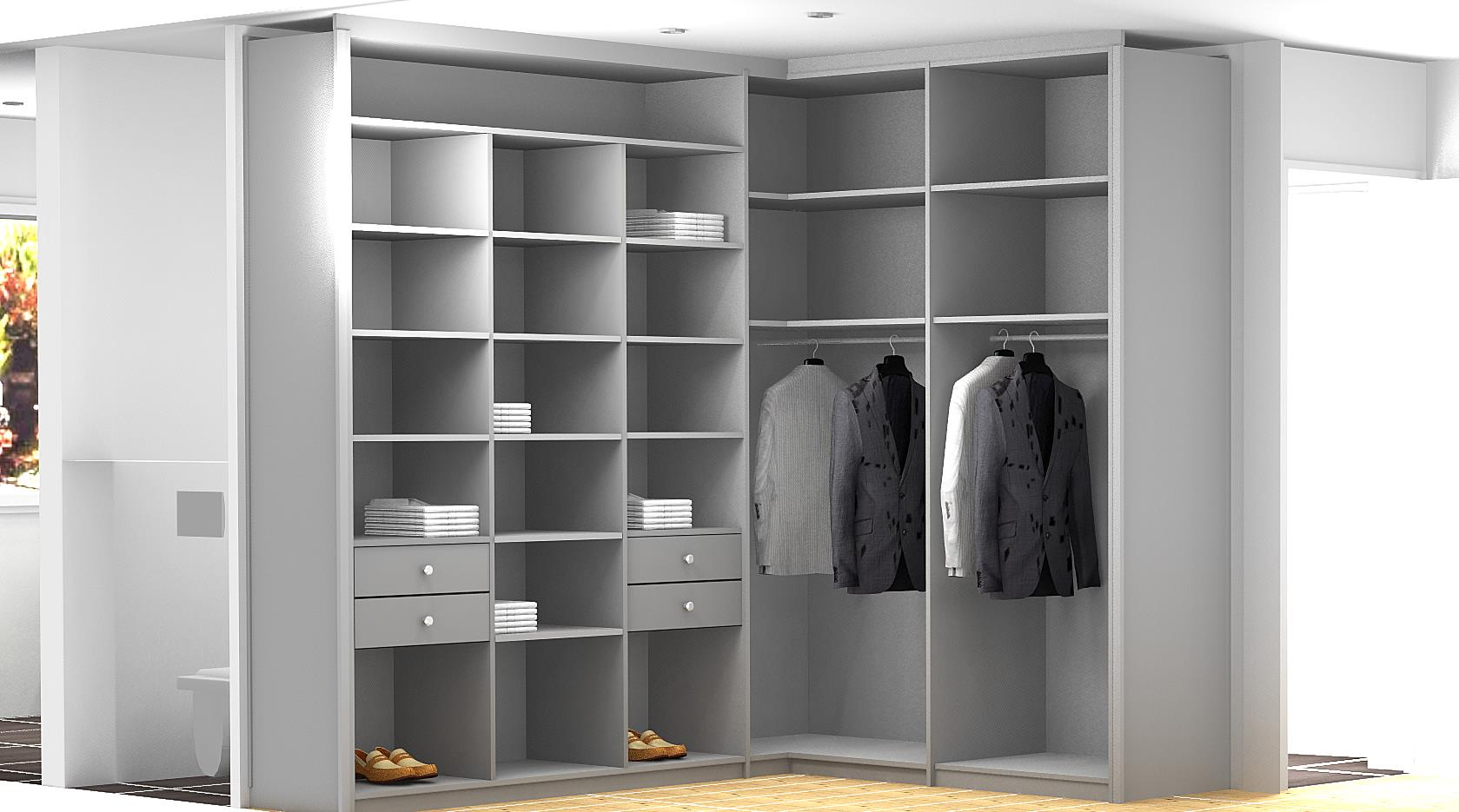 Pers dressing 3D