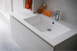 Vasque intégrée