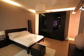 Chambres à coucher, living, meuble tv, rangements sur mesure