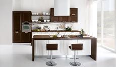 Cuisine Italienne moderne design MANGO