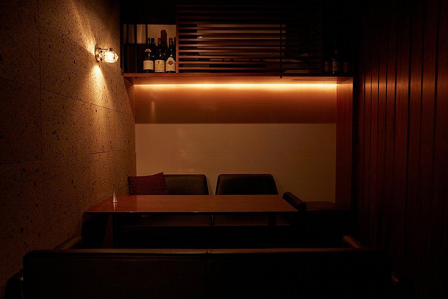 vin-adon個室(4席)