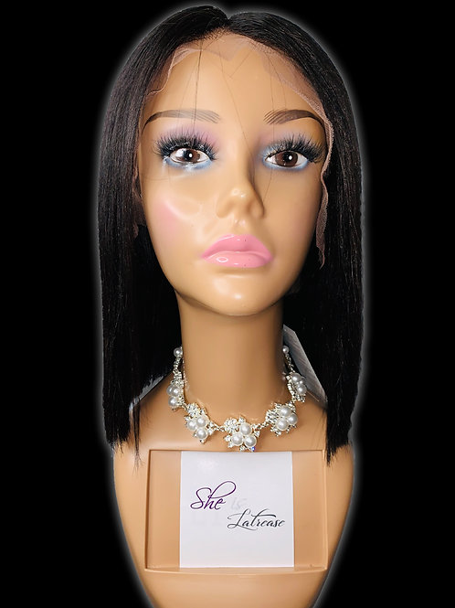 Frontal Lace Bob Wig