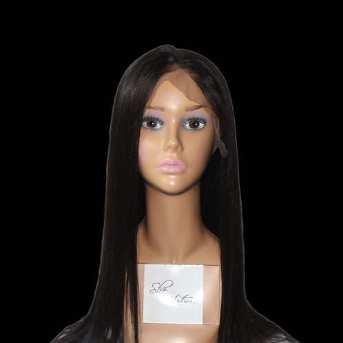 LACE FRONT STRAIGHT WIG 180%Density