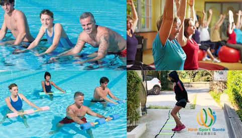 Reprise des activités physiques