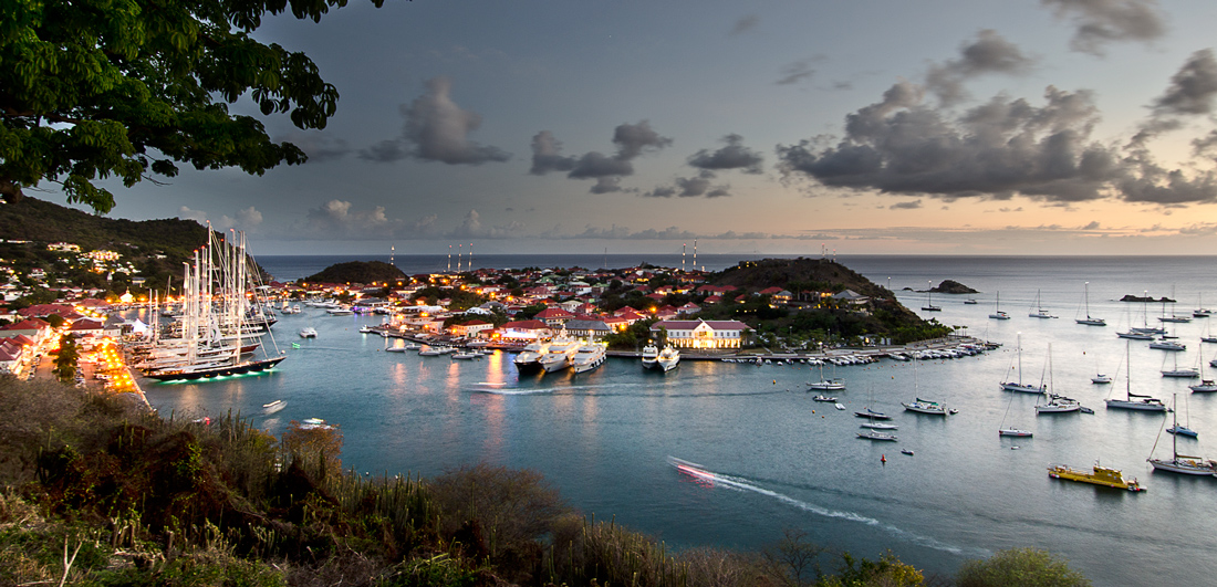 Gustavia Harbor