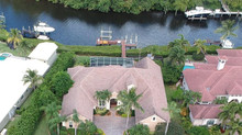 Just listed - Magnificent waterfront home Islands of Jupiter.  No fixed bridge!