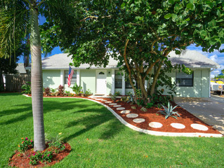 Just Listed, Tequesta - Tropic Vista 3 BR, 2 BA Single Family Pool Home