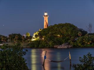 Tour the Jupiter Lighthouse at Sunset