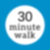 30 minute dog walk Emily Walks Dogs