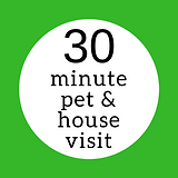 30 minute pet & house vist Emily Walks Dogs