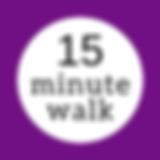15 minute dog walk Emily Walks Dogs