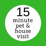 15 minute pet & house vist Emily Walks Dogs