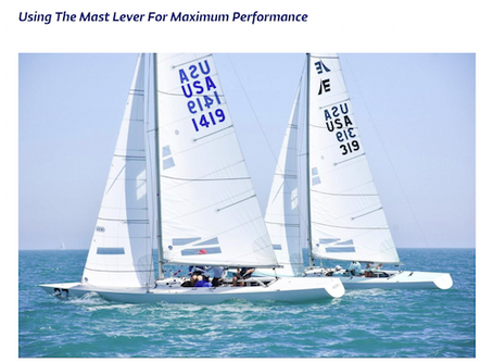 Etchells Speed Reading - Interview with North Sails