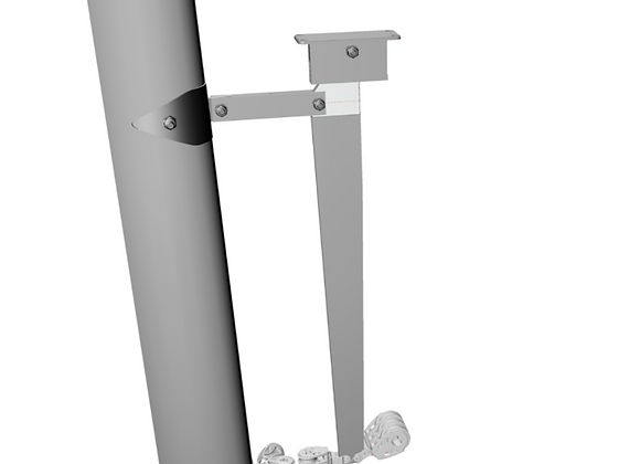Mast Lever Assembly