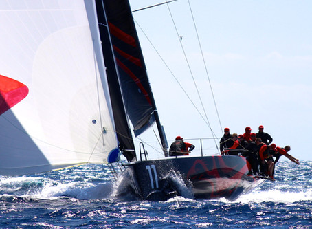 Coaching a Two-Boat Program in the 52 Super Series