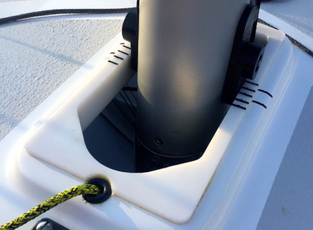 Q&A on the Installation of the Mast Partner Collar