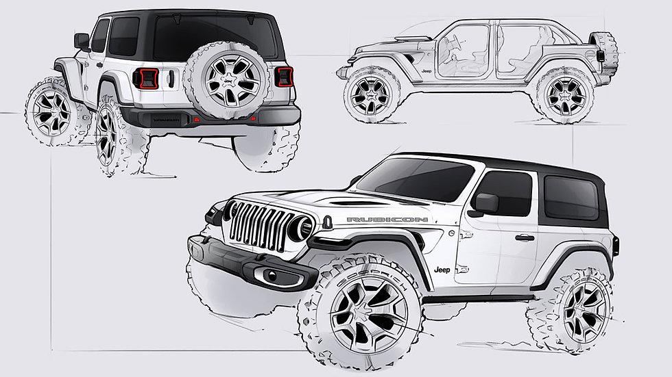 Jeep Wrangler JL/JK Lift Kits (MOPAR)