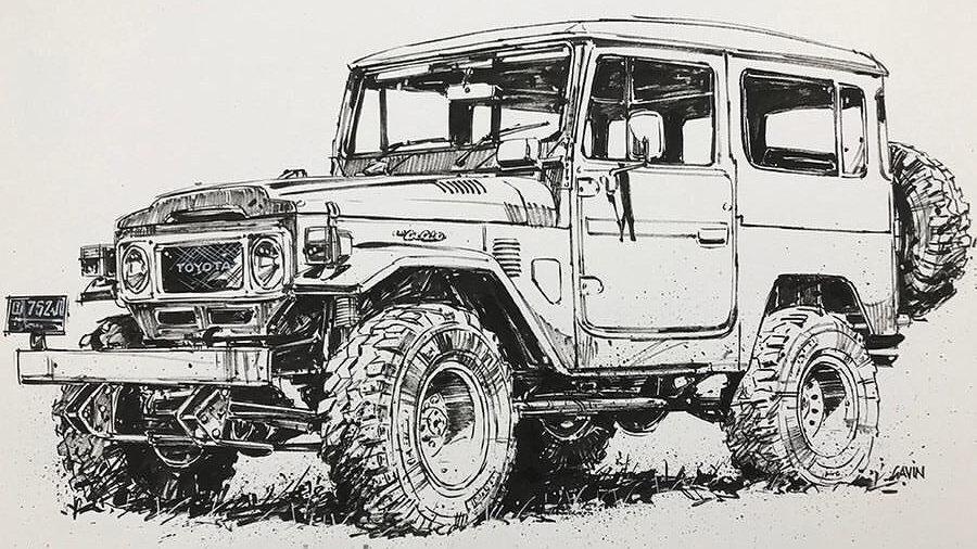 Fj40 1964