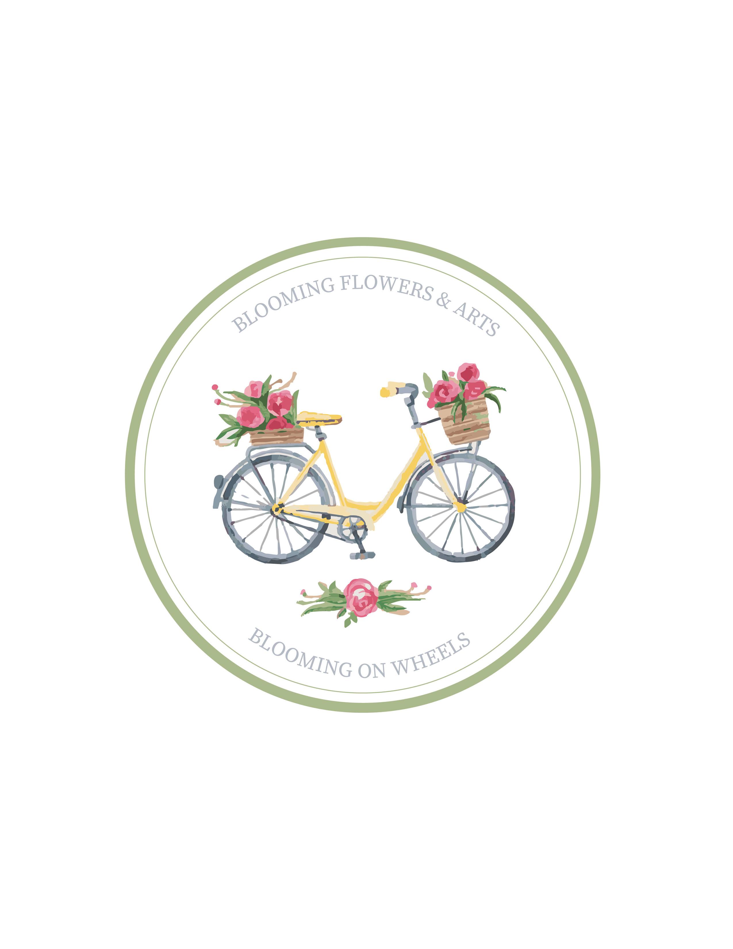 Blooming on wheels