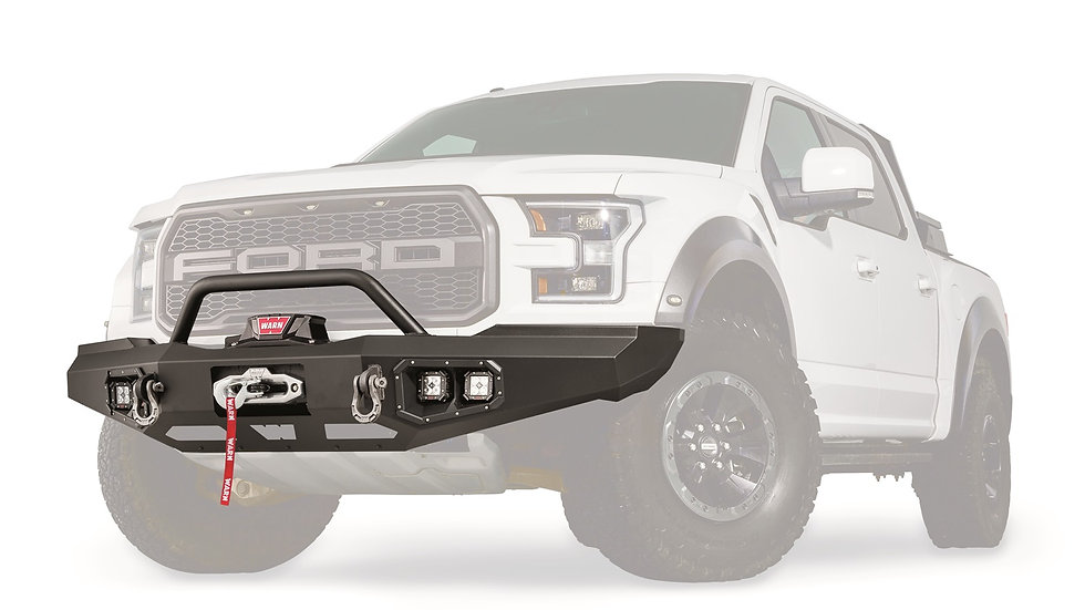 Any 4x4 Bumper (Warn, Poison Spider, and more!)