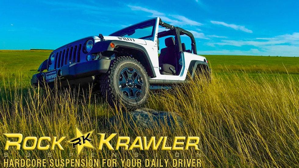 Rock Crawler Lift Kits