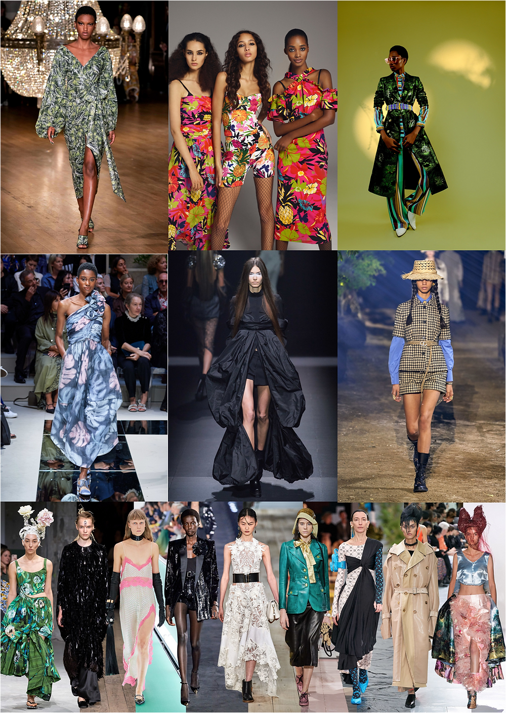 fashion trends for spring summer 2020