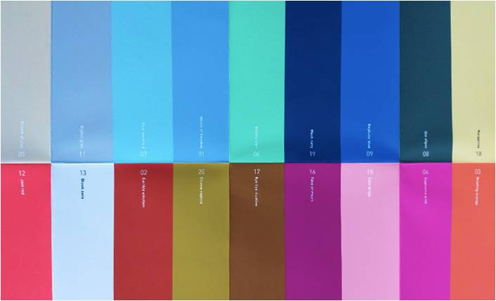 pantone spring summer 2020 colours