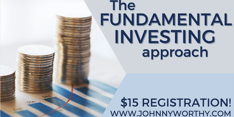 The Fundamental Investing Approach
