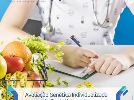 O que é a Avaliação Genética Individualizada do Perfil Metabólico?