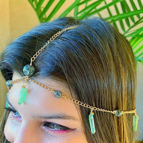 Forest Fairy Aura Headpiece